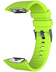 Lyperkin Compatible with Samsung Fit 2 Pro Bands,Premium Fashion Sport Soft Silicone Band Strap Wristband Bracelet Replacement Strap Watchband Compatible with Samsung Fit 2 Pro Smart Watch.(Large)