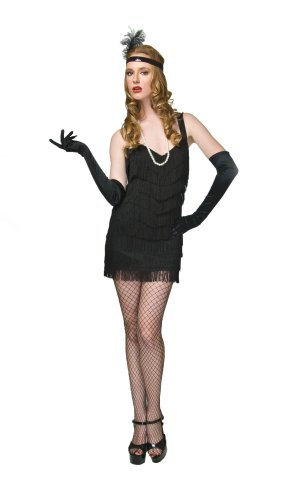 Mystery House Women's (Hollywood Flapper Sexy Costumes)