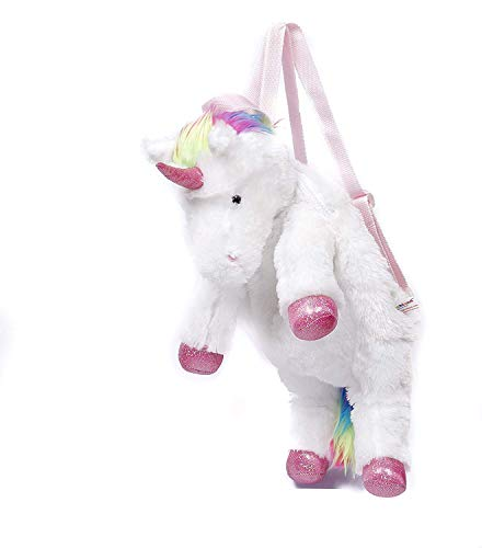 6f404147db2 Best Plushtoys Magical Unicorn Backpack 14 Inches for Kids