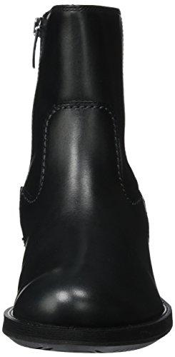 Noir Ecco Bottes Saunter Femme Black qq1Xtw