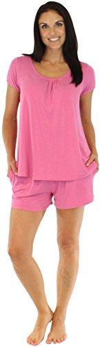 bSoft - Pijama - para mujer pink solid