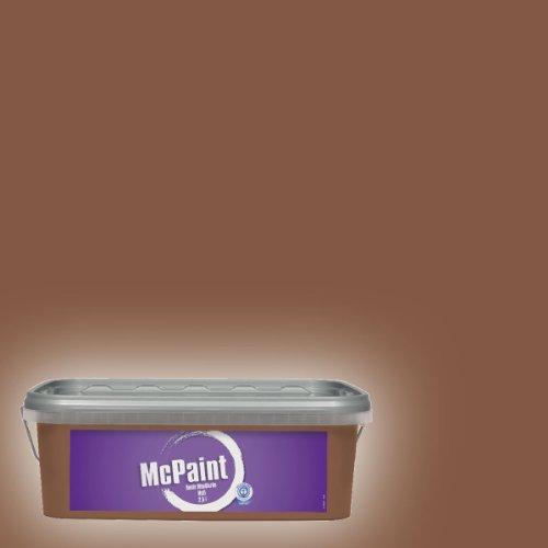 McPaint Bunte Wandfarbe matt Cappuccino  2,5 Liter