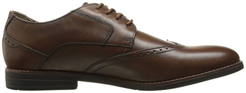 Bostonian Mens Yorkton Wing Oxford Tan