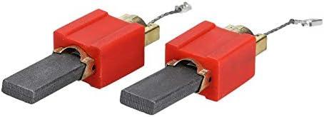 Drehflex 4490382//5153702 Lot de 2 charbons de contact pour s/èche-linge Miele
