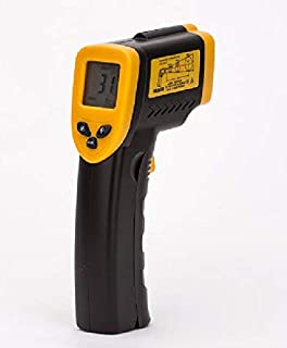 FANNEGO Non-Contact Digital Laser IR Infrared Thermometer Gun-58°F to 716
