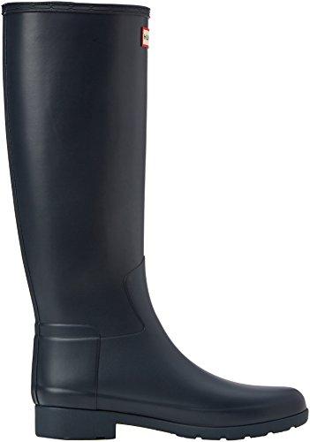Hunter Original Refined, Stivali di Gomma Donna Rosso (Navy)