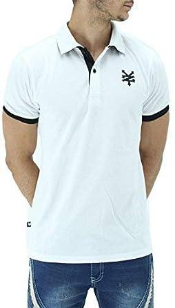 Zoo York Hombre Verano Polo de Algodón Camisetas: Amazon.es: Ropa ...