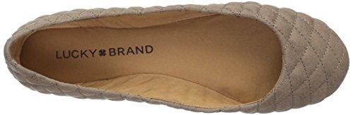 Lucky Women's Ballet Brindle Embany Brand Flat 1qR1Tv