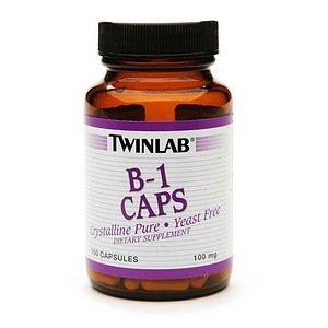 Twinlab B-2 Caps - 100 mg - 100 Capsules