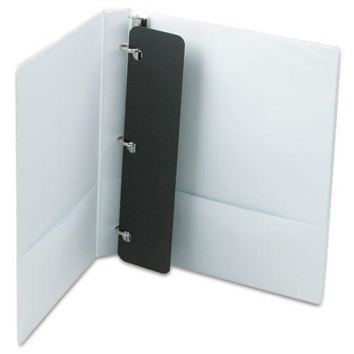 Cardinalamp;reg; Vinyl Clearvue Xtravalue D-Ring Presentation Binder, 1in Capacity, (Clearvue Xtravalue D-ring Presentation Binder)