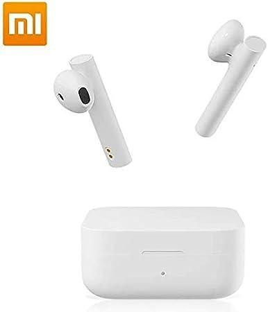 Xiaomi Auricular inalámbrico Bluetooth, Xiaomi Air 2 SE AirDots Cascos auriculares inalámbricos Bluetooth Auriculares inalámbricos Mi auriculares Control de Enlace sincrónico táctil