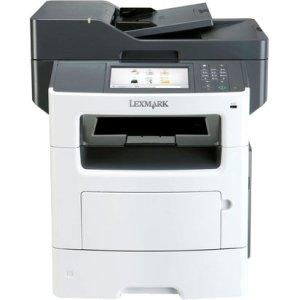 Lexmark MX611de - Impresora multifunción láser monocromo ...