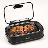 Charles Oakley Hot Shot Smokeless Grill Indoor