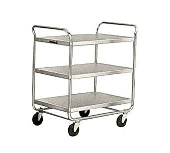 Amazon.com: Lakeside Utility Cart de acero inoxidable con ...
