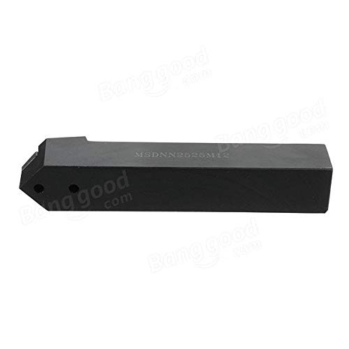 MSDNN2525M12 150 x 25 x 25mm Lathe Index Turning Holder For SNMG Insert - Cutting Tool Turning Tool - 1 x Lathe Turning Tool Holder, 1 x Spanner by Unknown (Image #4)