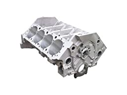 World Products 084030 Motown Cast Iron Engine Block - Small Block Chevy with 9.025\