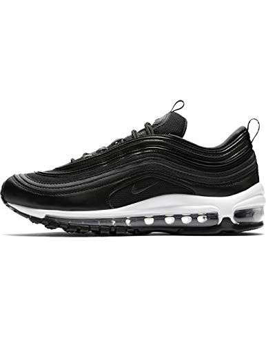 Air NIKE Max Black White W Donna Grey Basse 97 Ginnastica Oil da Multicolore Anthracite Scarpe 001 qaa45