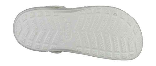 unisex Crocs Vent White Specialist Zoccolo Bianco TnqvS
