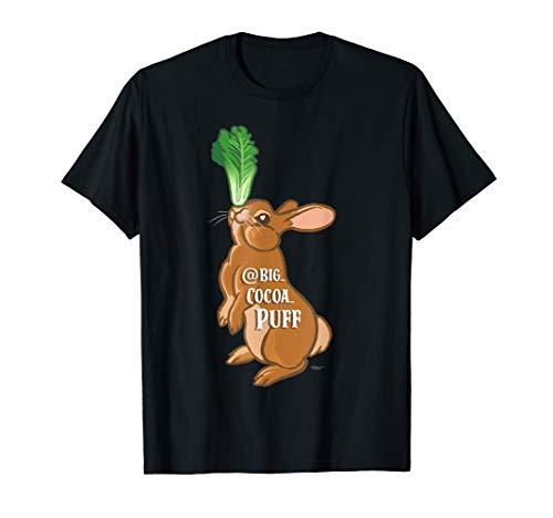 Cocoa Puff By Matt Mattson T-Shirt