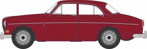 Price comparison product image Volvo Amazon,  dark red,  RHD,  0,  Model Car,  Ready-made,  Oxford 1:43