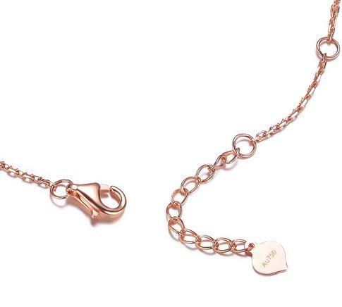 Gowe Buying Constellation Série Or rose 18K 0.13CT-0.17CT Rubis Bracelet