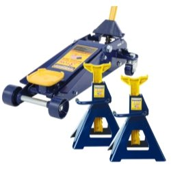 Omega Combination - Omega HW93652JS 3 Ton Jack Stand Combination
