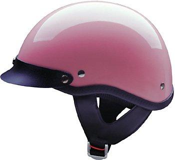 HCI-100 Pink 1/2 Helmet-M
