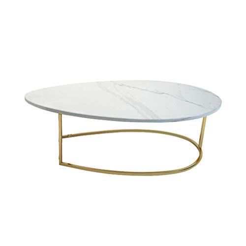 Dxjni Modern Living Room Coffee Table Set Wrought Iron Tray