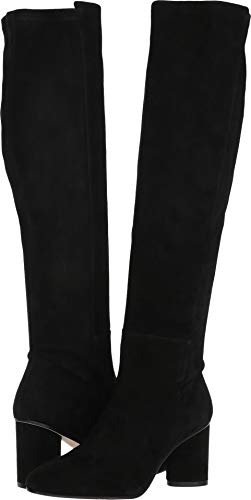 Stuart Weitzman Women's Eloise Boots, Black, 7.5 M US