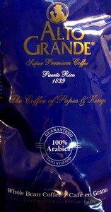 Alto Grande Super Premium Coffee Beans 6 Pounds Bag by Alto Grande Super Premium