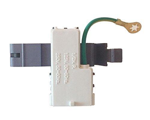Whirlpool Roper 8318084 Washing Machine Washer Door Lid Switch AP3180933 PS886960