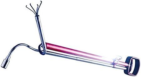 36/Pulgadas Odii 50450/Potente Pinza para y Pro Herramienta de Recogida magn/ética con Desmontable LED luz