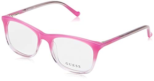 GUESS Eyeglasses GU9164 072 Shiny Pink 47MM