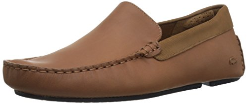 Lacoste Men's Piloter 317 1, Brown, 9 M US