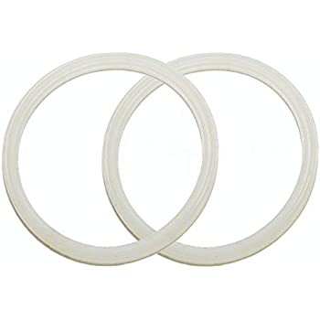 Amazon Com 2 Pack New Oem Replacement White Rubber Lid