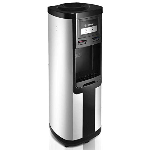 Costway Water Cooler Dispenser 5 Gallon Top Loading Water Di