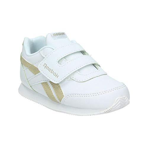 63caf1c19ab white Estar De Blanco Metallic Por Zapatillas Casa Reebok Royal Kc Para  gold 000 Bebés 2 ...