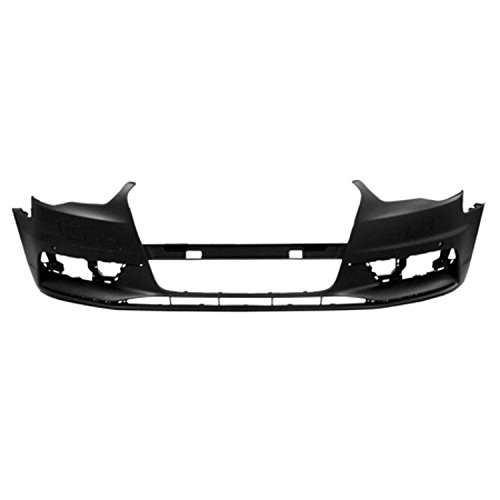 AU1000219C CAPA Certified Front Bumper Cover compatible with 2015-2016 Audi A3, A3 Quattro