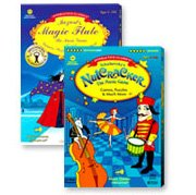NUTCRACKER and MAGIC FLUTE: 2 Music Games Combo (2 CD-ROMS)