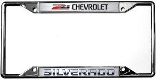 Chevrolet Z71 Silverado License Plate Frame