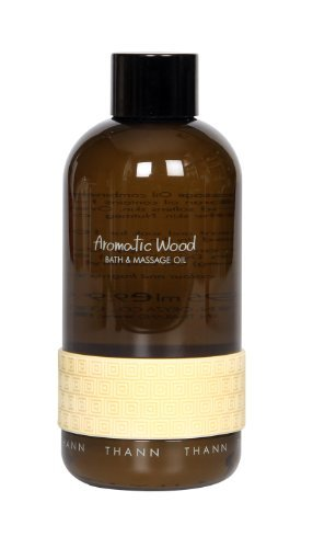 Thann Aromatic Wood Bath and Massage Oil 295 ml ()