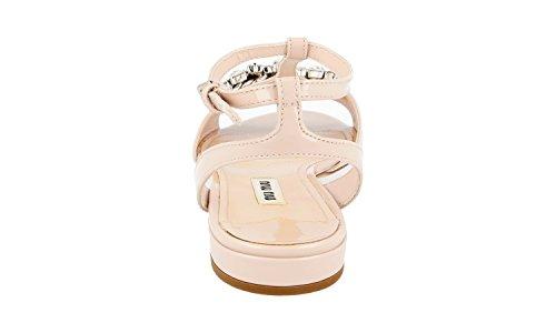 Miu Miu 5X9006 JHR F0236, Sandales pour Femme