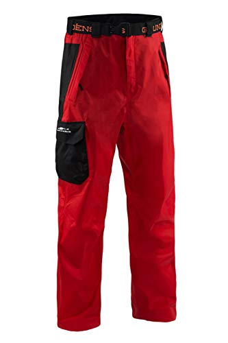 Grundéns Men's Weather Watch Fishing Pant, Red - X-Large ()