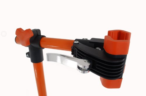 Portable Home Bike Repair Stand Adjustable Height Bicycle Stand by Conquer (Image #4)