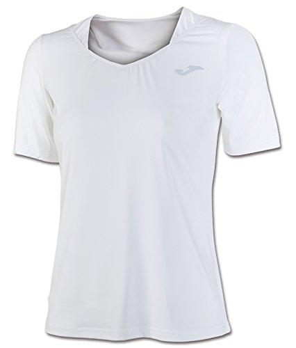 Joma–T-shirt Bella Blanc M/C pour femme