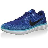NIKE Men's Free RN Distance Running Shoe (11 D(M) US, Deep Royal Blue/Black/Heritage Cyan)