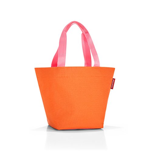 reisenthel Shopper XS, Extra Small Tote Bag, Carrot