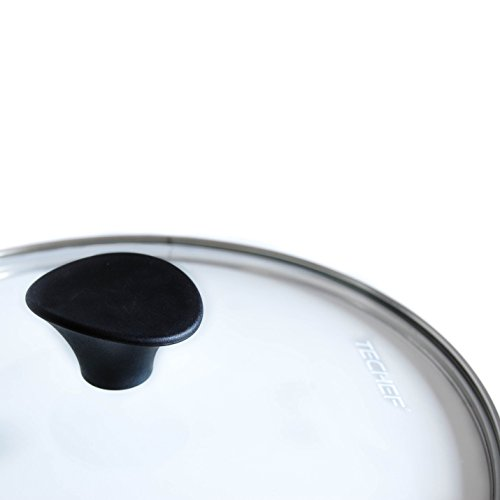 TeChef Cookware Tempered Glass Lid (12-Inch) by TECHEF (Image #2)
