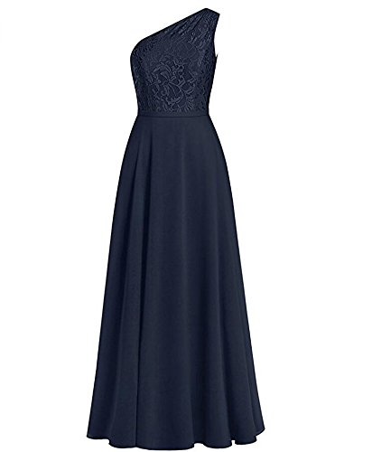 Linie Damen Kleid A KA Navy Beauty qA0Tfxfw