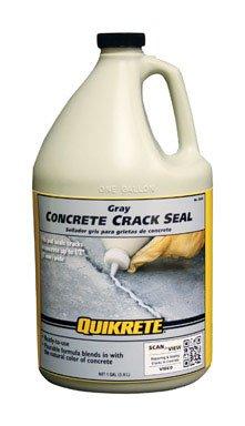 CONCRETE CRACK SEAL 1G by QUIKRETE MfrPartNo 8640-01 ()